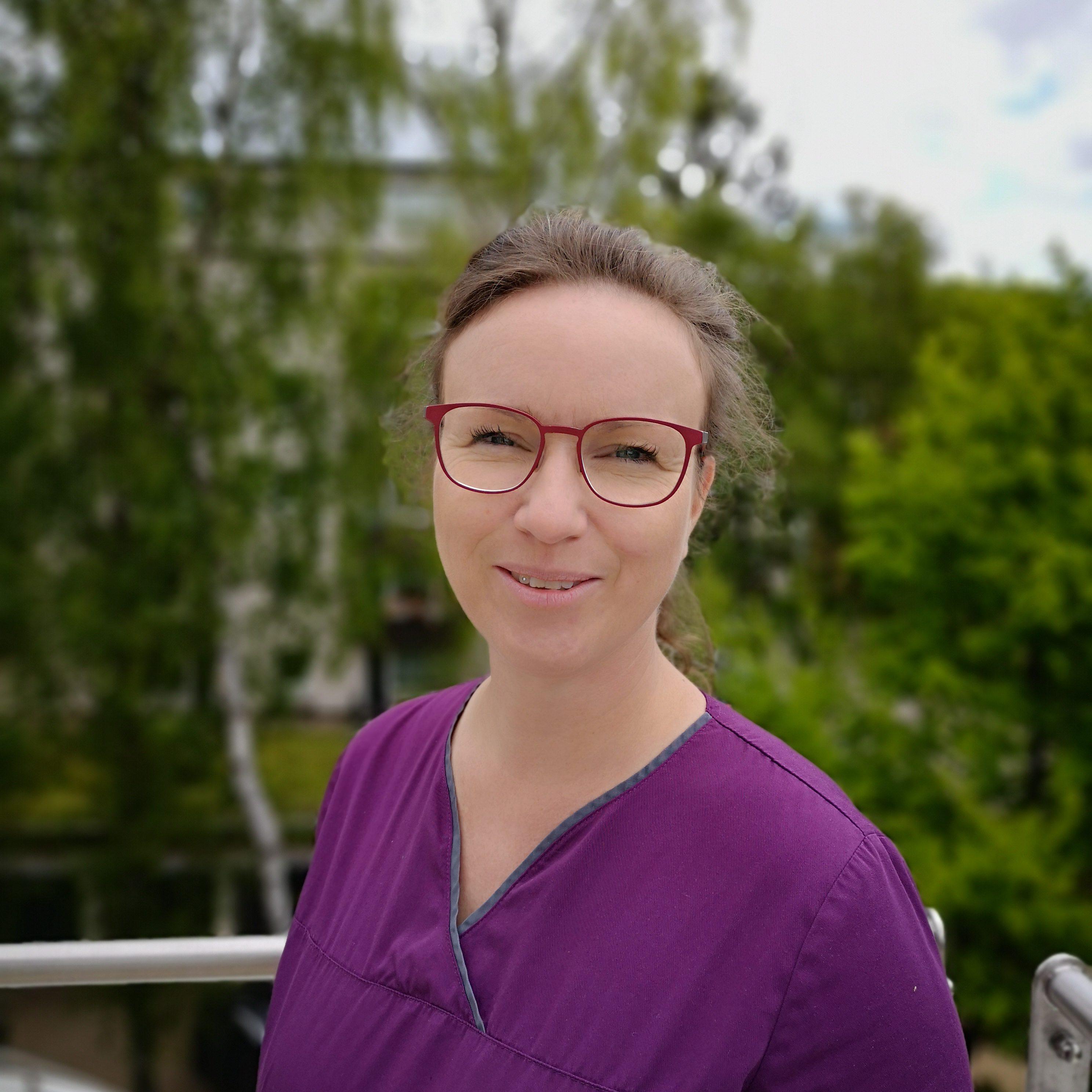 Das Team - Zahnärztin Andrea Dingeldey